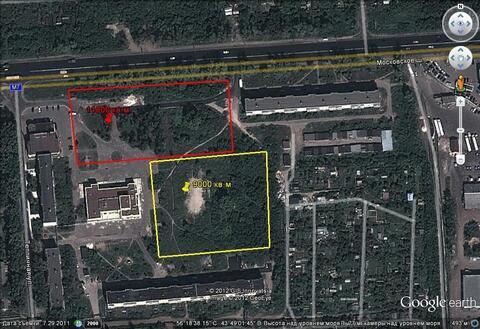 Земельный участок под торговый центр, Промышленные земли в Нижнем Новгороде, ID объекта - 201092335 - Фото 1