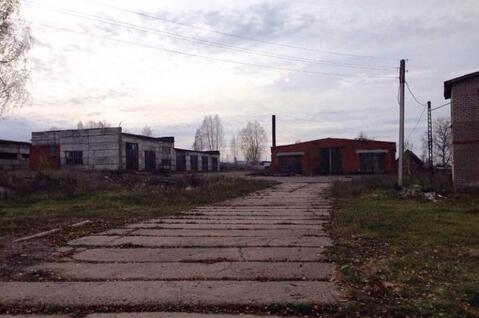 Производственный комплекс в Удмуртии, с.Сюмси