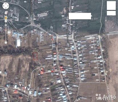Земельный участок 8 сот.ИЖС по строительство коттеджа в Кузьминках.