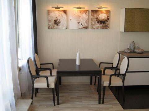 Продам видовую 3-комнатную квартиру с ремонтом в клубном доме, Алушта - Фото 4