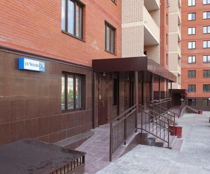 Срочно продаю 1 ком. квартиру в центре города в ЖК Чехов без отделки. - Фото 3