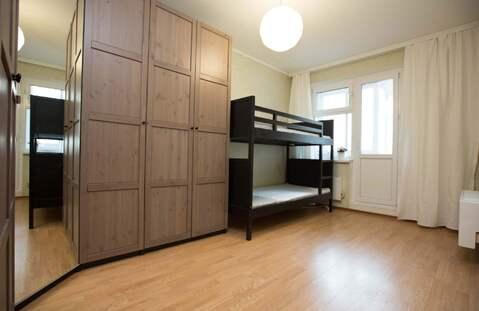 1) квартира (Московская прописка)