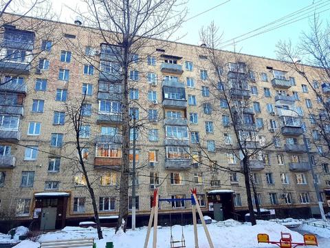 Продам однокомнатную квартиру рядом с Коломенским парком - Фото 1