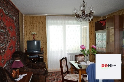 Продажа трёхкомнатной квартиры в городе Егорьевск 4 микрорайон - Фото 3