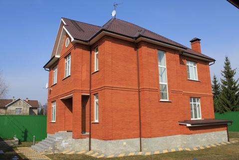 Кирпичный дом в уютном поселке на Рублевке по разумной цене - Фото 2