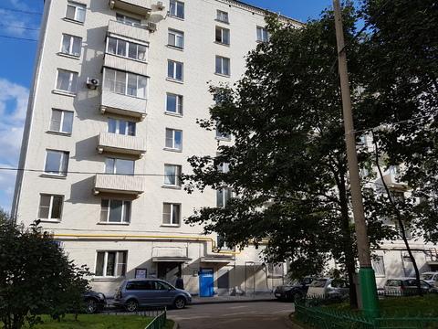 Продаем 3х-комнатную квартиру в ЦАО, р-н Хамовники, Фрунзенская наб.16 - Фото 1