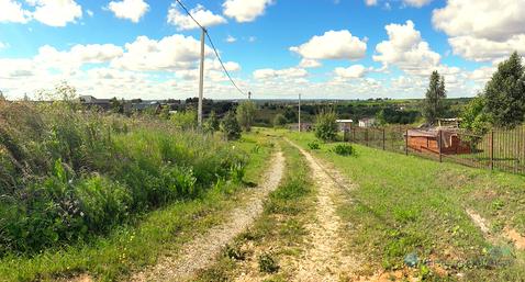 Участок 10 соток в деревне Ченцы в 3-х км. от Волоколамска МО ПМЖ - Фото 3