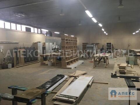 Аренда помещения пл. 500 м2 под склад, производство, Апрелевка . - Фото 4