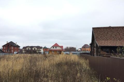 15 соток в селе Вельяминово, Домодедовский р-н - Фото 1