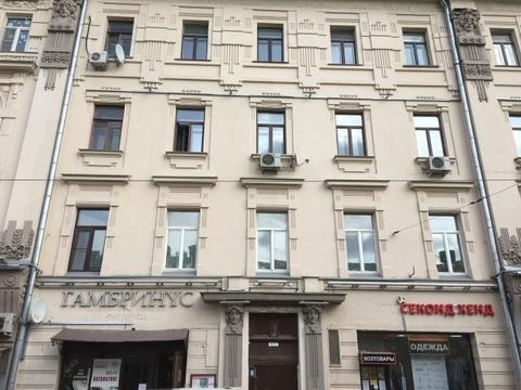 Продается Три комнаты в 5-ккв г.Москва, Покровка ул, 19 - Фото 2