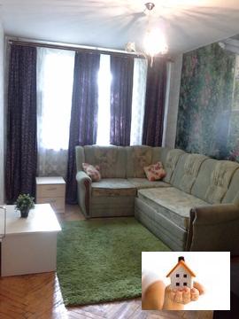 Комната 13 кв.м в 2 комнатной квартире, квартал Капотни ,5д 5 - Фото 1