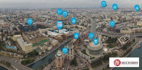 Четырехкомнатная квартира. Центр Москвы. Павелецкая - Фото 5