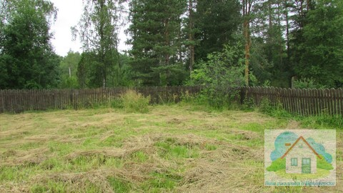 Садовый участок с домиком, крайний к лесу - Фото 4