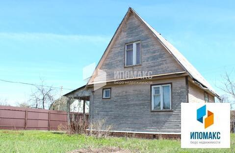 Продается дача 50 кв.м, участок 6 соток, СНТ Нива, Киевское шоссе - Фото 1