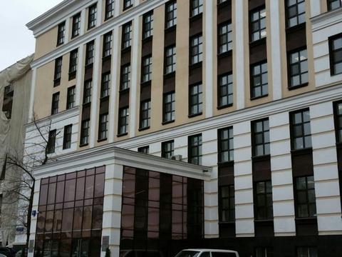 Аренда офиса, м. Красные ворота, Басманный туп. - Фото 1