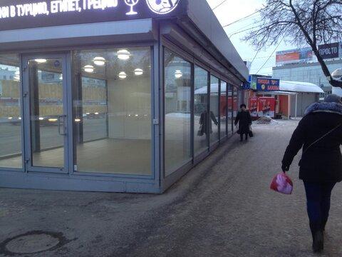 Аренда торгового помещения, ул. 50 лет Октября 3а, площадью 35 кв.м - Фото 1