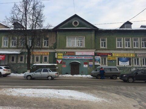 Готовый арендный бизнес. В центре города 3-х эт. здание 1500 кв.м. - Фото 1