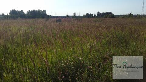 Участок 12 соток у леса в селе Ивановское Ступинского района - Фото 3