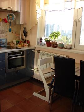 Квартира у м. Марьино в пешей доступности с ремонтом - Фото 1