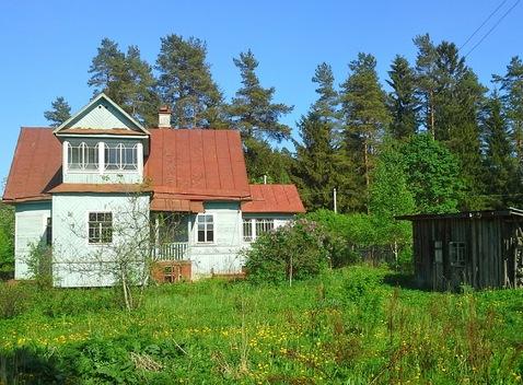 Дом в Вырице, участок ИЖС 17,5 соток: пр. Урицкого, 215 - Фото 1