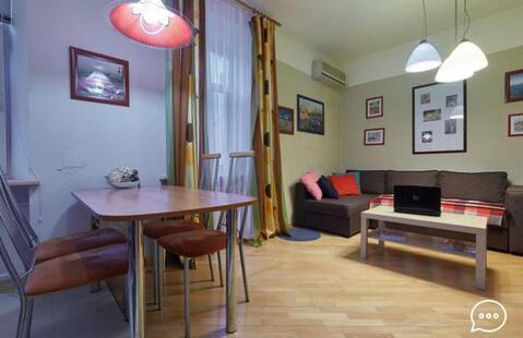 Эксклюзивная квартира посуточно на Невском проспекте - Фото 1