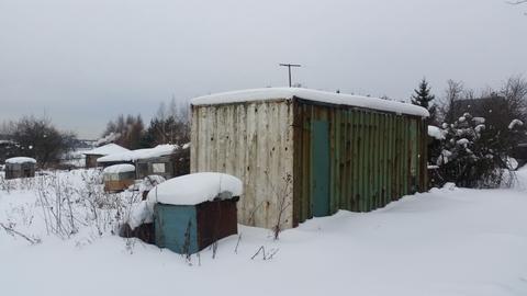 Продается земельный участок, Перхурово, 18 сот - Фото 1