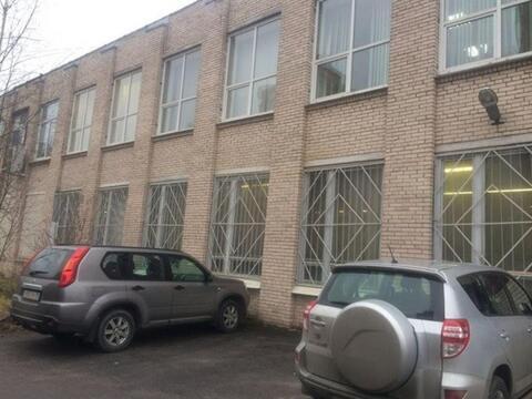 Продам производственное помещение 920 кв.м. - Фото 1