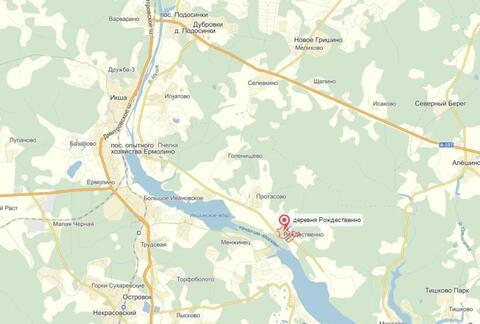 Земельный участок 3,5 Га в Мытищинском р-не. д. Рождественно - Фото 2