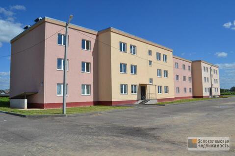 Однокомнатная квартира в Лотошино - Фото 1