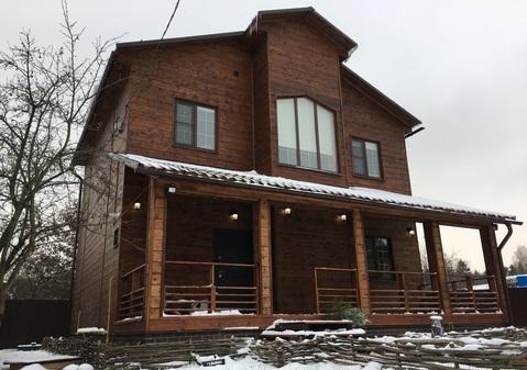 Продается 2х этажный дом 150 кв.м. на участке 6 соток - Фото 1