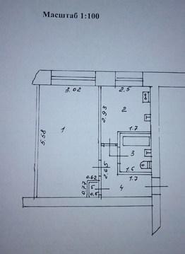 Продам 1 комнатную квартиру в Балахне. - Фото 1