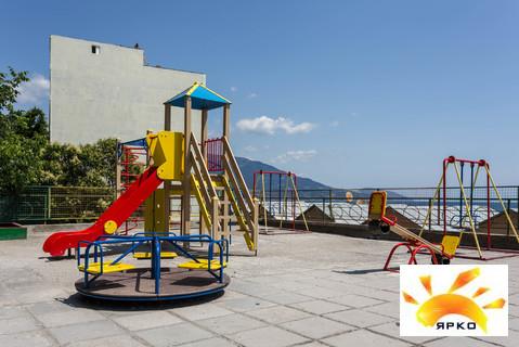 Апартаменты в Курпатах (Ялта) на берегу моря 49м2 - Фото 5