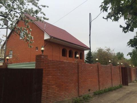 Продается коттедж в 2-х км от Москвы, поселок Развилка - Фото 2