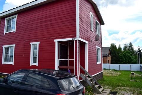 Продается дом в Чеховском р-не, д. Тюфанка - Фото 3