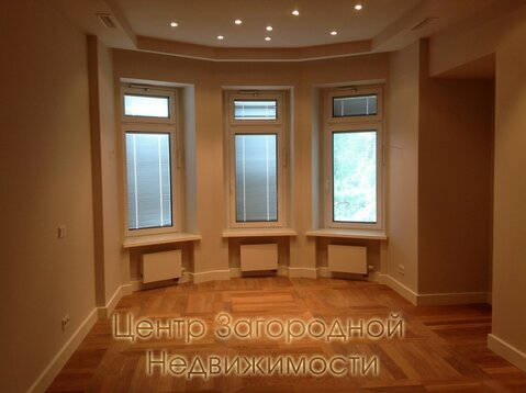 Пятикомнатная Квартира Москва, шоссе Рублевское шоссе, д.61, ЗАО - . - Фото 2