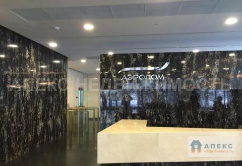 Аренда офиса 256 м2 м. Аэропорт в бизнес-центре класса А в Аэропорт - Фото 3