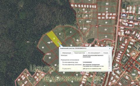 Участок, Пятницкое ш, Ленинградское ш, 50 км от МКАД, Полежайки. . - Фото 3