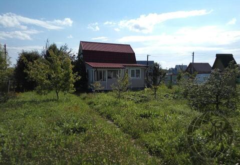 Дача со всеми удобствами на участке 12 соток, СНТ Медики, новая Москва - Фото 4