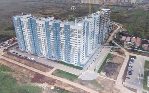 Квартира - студия в новом жилом комплексе! - Фото 1