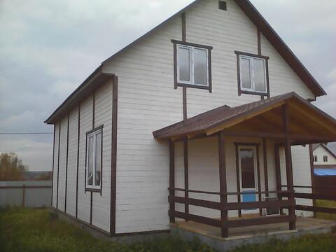 Дом готов в Вашему приезду, в деревне Машки-рядом озеро. - Фото 3