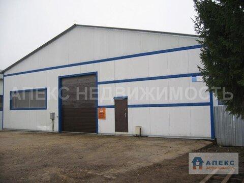 Аренда помещения пл. 974 м2 под склад, производство, , офис и склад . - Фото 1
