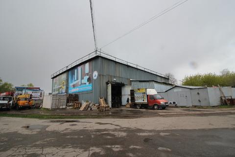 Змельный участок в имущественном комплексе со складом и офисами - Фото 3