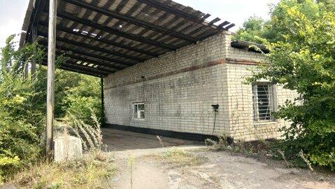 Производственно-складское помещение в 40 км от воронежа - Фото 4