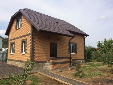 Жилой дом 120 кв. м. СНТ Берёзки 2 мкр-н. Барыбино 35 км от МКАД - Фото 1