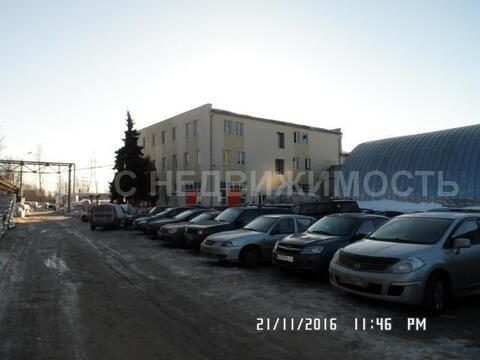 Продажа производства пл. 6840 м2 Клин Ленинградское шоссе - Фото 1