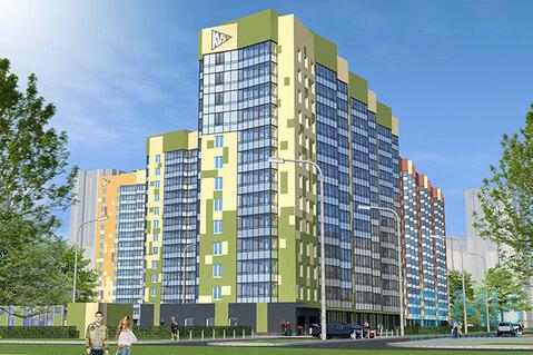 Продажа 3-комнатной квартиры, 80.47 м2 - Фото 1