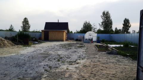 Новая дача, Тюмень, СНТ Липовый остров - Фото 2