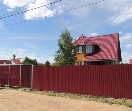 Отличный дом для ПМЖ в пос. Юрово - Фото 1