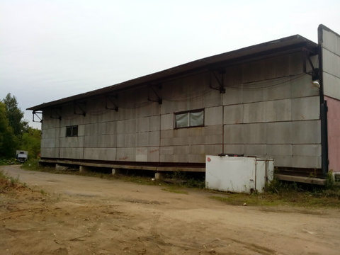 Сдам помещение 650 кв.м. под склад, производство в Пушкино - Фото 2