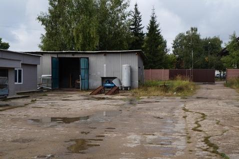 Сдается в аренду производственная площадка в г Дмитров - Фото 2